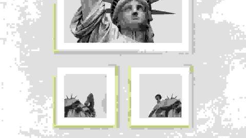 Liberties photo frame